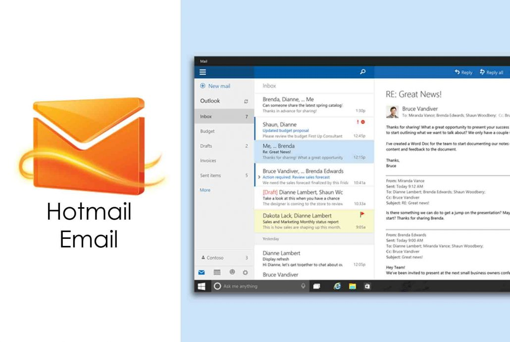 Hotmail Email Login - How to Login to your Hotmail Account