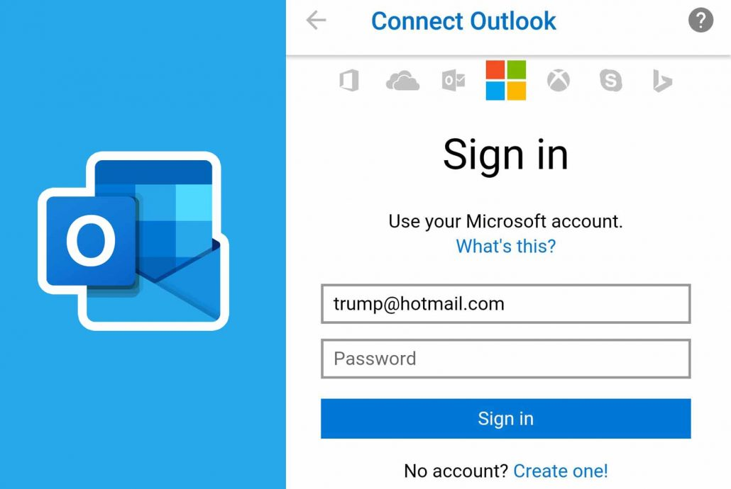 Hotmail Sign in Hotmail Account - How to Sign in to Microsoft Account