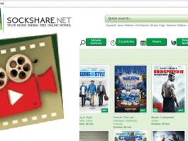 Sockshare - Watch Free movies on Sockshare