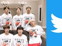 BTS Twitter - Follow BTS Twitter Page